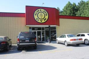 Gold's Gym, Myrtle Beach, SC